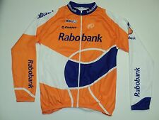 Cycling Jacket Rabobank Agu New! XXL