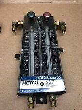 Metco 3GF FlowMeter Flow Meter