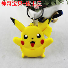 Death Note Fairy Tail  SAO OP Pinched PVC Keychain Best Gift for Anime Fan hot