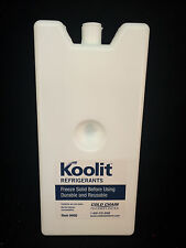 Koolit Refrigerants Durable & Reusable Gel Pack Item #405 NEW!