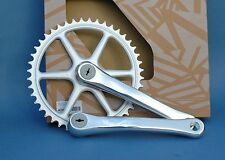"Pedal 170mm 44 tooth BSC 9/16"" vintage bike fixed-gear bicycle single speed"