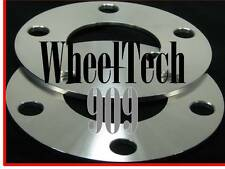 2 | BILLET WHEEL SPACERS | 6X5.5 = 6X139.7MM | 8MM | 78.1 | CHEVY GMC CADILLAC