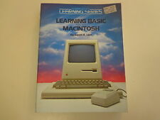 Learning Basic for the MacIntosh 1984 David A Lien Apple Computer