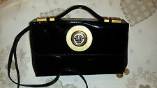 Authentic Gianni Versace Vintage Medusa Clutch Bag