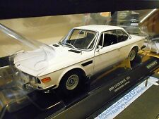 BMW 3.0 CSI Coupe white weiss E9 1972 Minichamps RAR 1:18