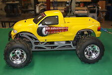 FG 4x4 Monster Truck, RTR, New Condition, Accessories, Free Shipping!!!