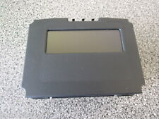 Anzeige Radio Display 24439596 5WK70103 Opel Vectra B Facelift