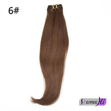Various 100% human hair claw clip real human hair ponytail extensions many color