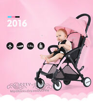 mini Baby Stroller, Travel System small Pushchair infant carriage flod