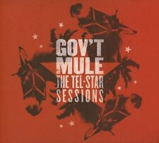 GOV'T MULE - THE TEL STAR SESSIONS: CD ALBUM (2016)