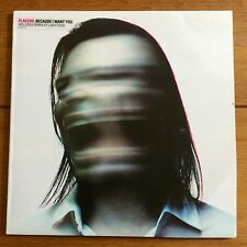 "Placebo - Because I Want You  7""  Vinyl"