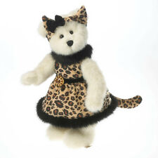 "Boyds by Enesco 10"" Bear Dressed as Cat   MS. JINX  NWT 4023890"