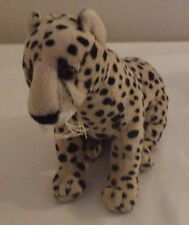 "Super Soft Cheetah 8 Inch Cat 8"" Plush Stuffed Animal Toy"