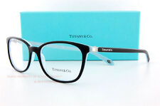 Brand New Tiffany & Co. Eyeglass Frames 2109HB 8193 Black SZ 53 Women