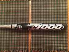 *RARE* MUST SEE!! 2012 LOUISVILLE SLUGGER TPS Z-1000 SB12ZE END LOAD 34/27 HOT!!