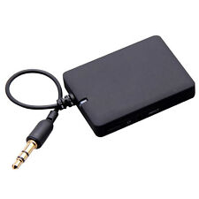 3.5mm Plug For TV/PC Balck Bluetooth Audio Transmitter A2DP Dongle Adapter