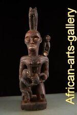 55165 Alte fruchtbarkeits Figur der Yombe DR Kongo / Congo Afrika