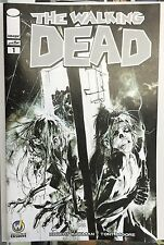 WALKING DEAD #1 Columbus Wizard World Comic Con Exclusive Variant Sketch Cover