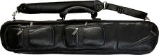 Pro Series LC3 4x8 Black Pool Cue Case w/FREE shipping