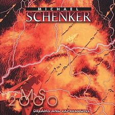 MS 2000: Dreams & Expressions by Michael Schenker CD