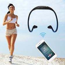 Wireless Bluetooth Stereo Headphone Sport Headset Earphone Miccrohone Hands free