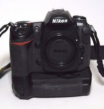 Nikon D300 Camera Body with MB-D10 Battery Grip