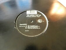 Mark XTC ‎– So Addicted EP NEW 2 x 12 inch 2001 Penny black recordings 2001