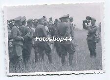 Foto Stab von Generalfeldmarschall Rommel HPD1545