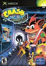 Microsoft XBox Game CRASH BANDICOOT: THE WRATH OF CORTEX