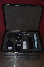 JDSU FBP-SM03-C Fiber Inspection / Cleaning Kit 200/400X Probe & HD3 Display