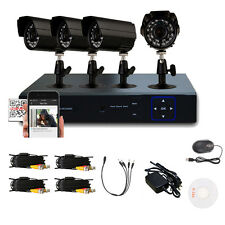 1300TVL 8CH DVR 960H IR Cameras AHD HDMI Outdoor Home Video CCTV Security System