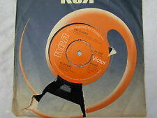 DAVID BOWIE BE MY WIFE / SPEED OF LIFE plays awesome ........ 45rpm / rock