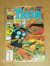 THOR THE MIGHTY #366 VOL 1 MARVEL SIMONSON APRIL 1986