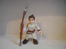 STAR WARS Playskool Heroes REY figure