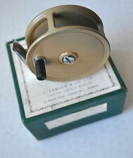 "A SUPER BOXED VINTAGE FARLOW PANTON 3"" TROUT FLY REEL"
