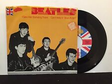 The Beatles - I Saw Her Standing There / Can't Help It 'Blue Angel' 45 COL 1515