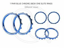 XBOX ONE ELITE CONTROLLER CHROME RING JOYSTICK RING RED BLUE SILVER GOLD CUSTOM