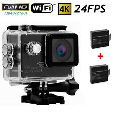"SJ8000 2.0"" Ultra HD 1080P 4K 24FPS Wifi Action Camera Sports DV Video Camcorder"