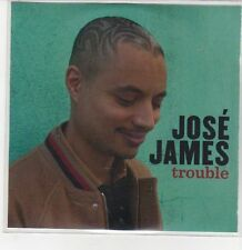 (DQ682) Trouble, Jose James - 2013 DJ CD