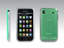 Momax i Case Pro for Samsung Galaxy S i9000 / i9001 with Screen Protector- Green