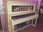 Coin-Op Player Piano with Vacuum Operated Fiqures~Plays 10 Tunes from Paper Roll