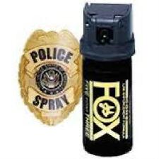 Fox Labs Pepper Spray 5.3 SHU - 2oz. Cone  (Authorized Fox Labs Dealer)