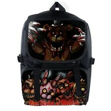Horror Game shoulderbag Five Nights At Freddy's Characters Backpack School Bag