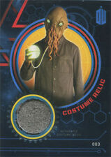 Doctor Who Extraterrestrial Encounters Costume Relic Card Ood #09/99