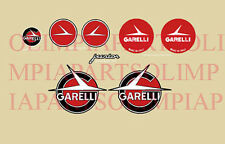 GARELLI JUNIOR SERIE ADESIVI STICKERS