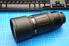 Sigma AF 300mm  APO f/4 for nikon full frame 24X36
