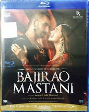 Bajirao Mastani Bluray - Ranveer Deepika Padukone - Hindi Movie Bluray Atmos