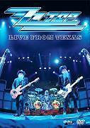 ZZ Top - Live from Texas (2008), DVD