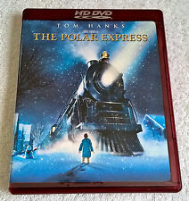 The Polar Express (2004) -- HD DVD - US