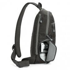lowepro streamline sling camera bag (slate grey)